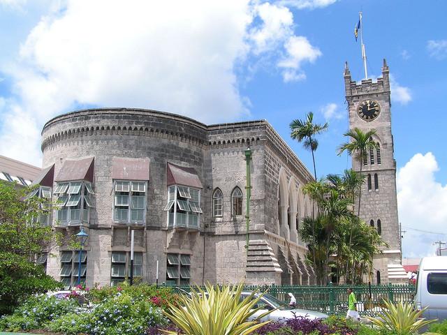 Zgrada parlamenta u Barbadosu