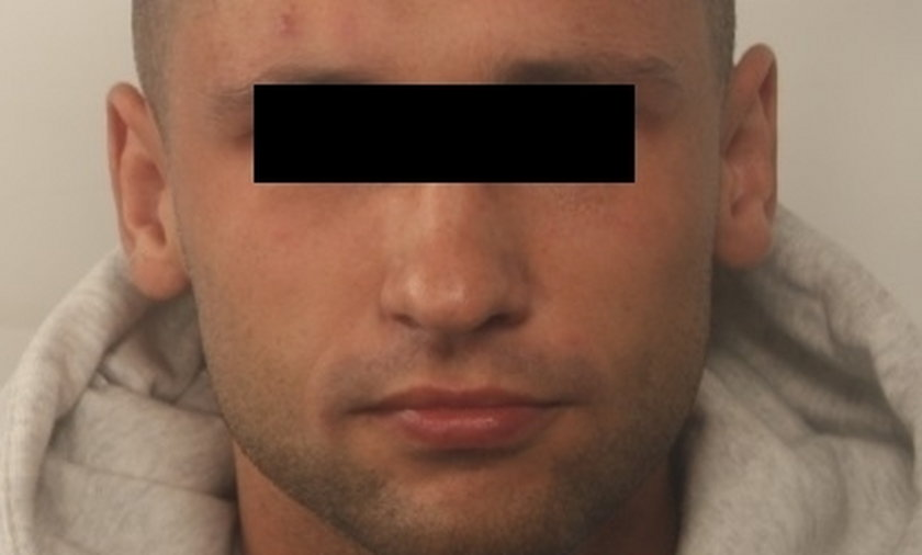 Poszukiwany Marcin Dariusz Forbrich