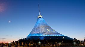 Kazachstan - Chan Szatyr - największy namiot świata