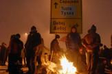 Borci Tuzla protest