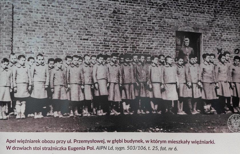 Obóz dla dzieci przy ul. Przemysłowej