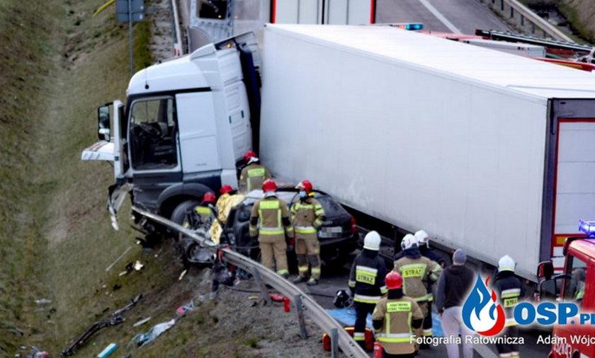 Tragiczny wypadek na drodze S6.