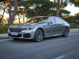 BMW serii 7 po faceliftingu – bezszelestna limuzyna | TEST