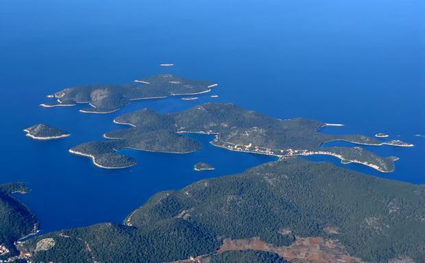 Wyspa Lastovo