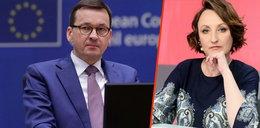 Burzyńska: Prężenie rządowych muskułów kontra rzeczywistość [OPINIA]
