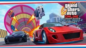 GTA Online: Cunning Stunts: Special Vehicle Circuit - oficjalny zwiastun dodatku