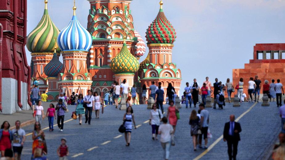 Koronawirus. Rosja: liczba zakażeń koronawirusem zbliża się do półtora miliona