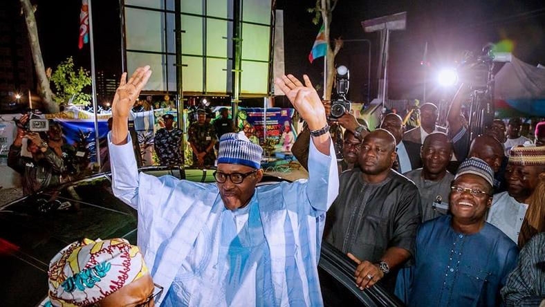 President Muhammadu Buhari has won a second term to remain in the Presidential Villa till 2023