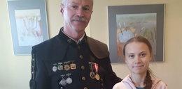 Polski górnik spotkał się z Gretą Thunberg. Teraz przechodzi przez piekło