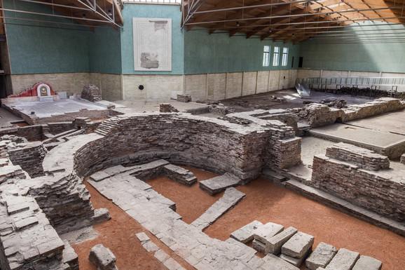 Ostaci Carske palate