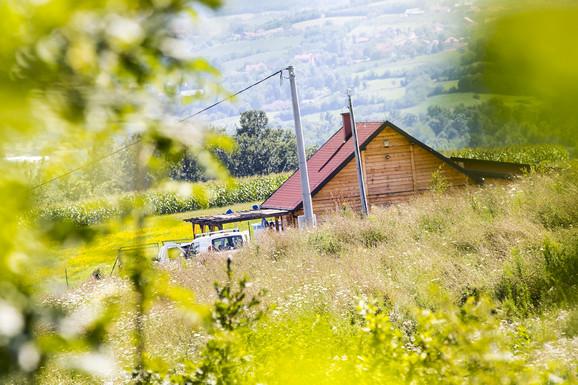 Kojina kuća na Kosmaju