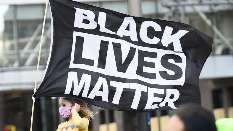 Zgromadzenie Black Lives Matter przed sądem