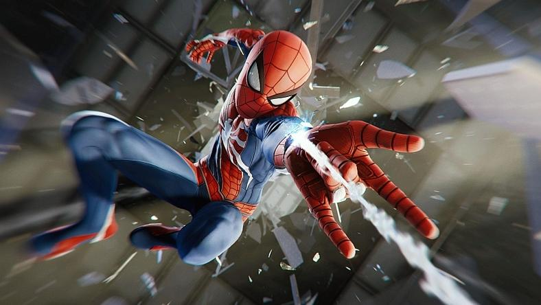 Spider-Man na PlayStation 4