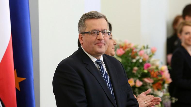 Komorowski: Polaków wołami nikt nie zaciągnie do strefy euro