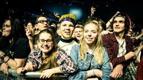 Green Day zagrał w Tauron Arena Kraków - zdjęcia publiczności
