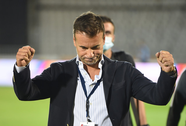 Aleksandar Stanojević će imati debi na klupi Partizana ove sezone u evropskim takmičenjima