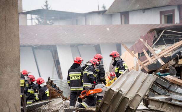 Wybuch gazu w Bydgoszczy