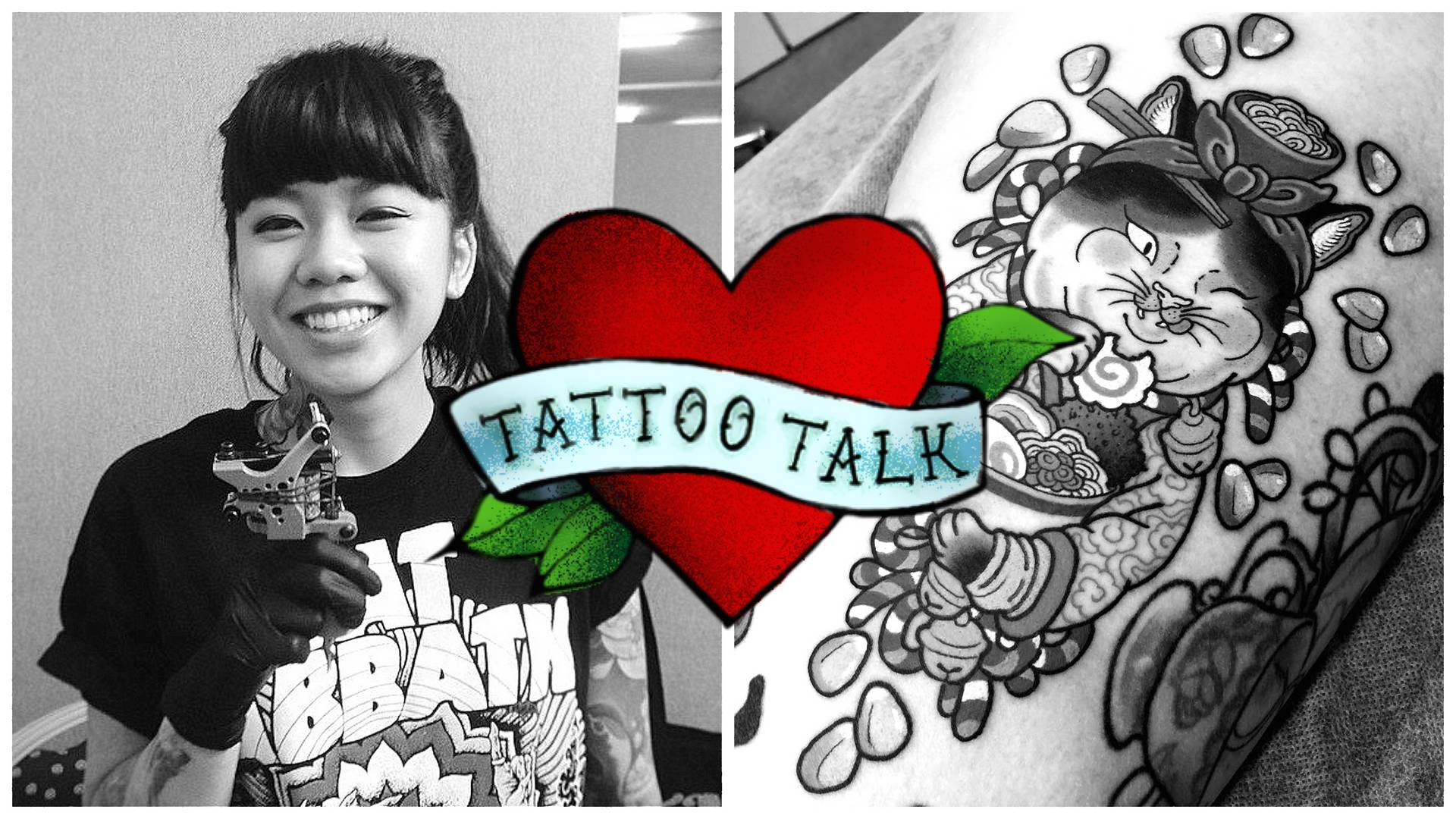 Tattoo Talk #5 mit Wendy Pham