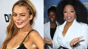 Lindsay Lohan i Oprah Winfrey pracują nad wspólnym projektem?