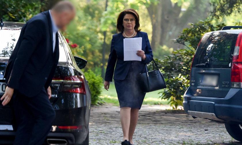Już oficjalnie: rezygnacja Małgorzaty Kidawy Błońskiej