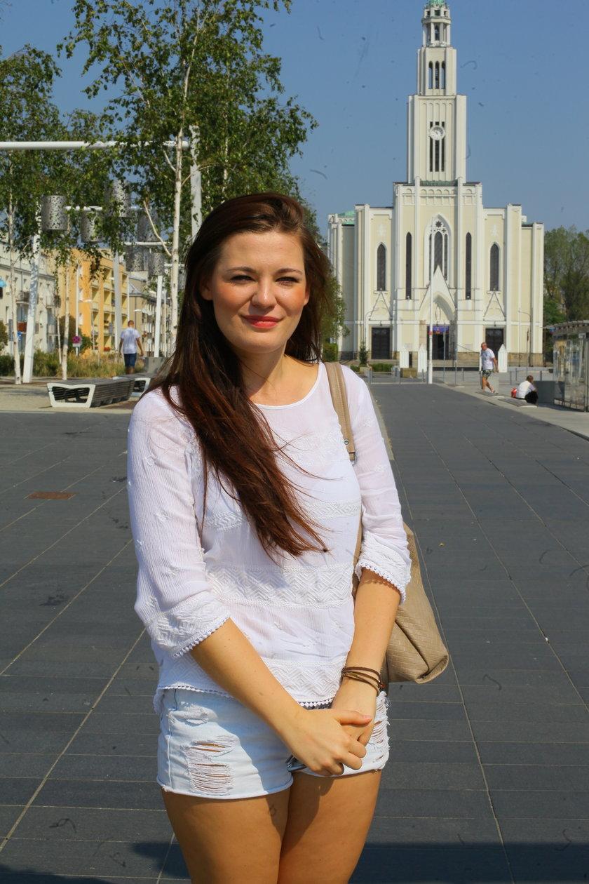 Estera Stadnicka, mieszkanka Pragi Południe