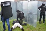 visokorizična hapšenja vežba mup