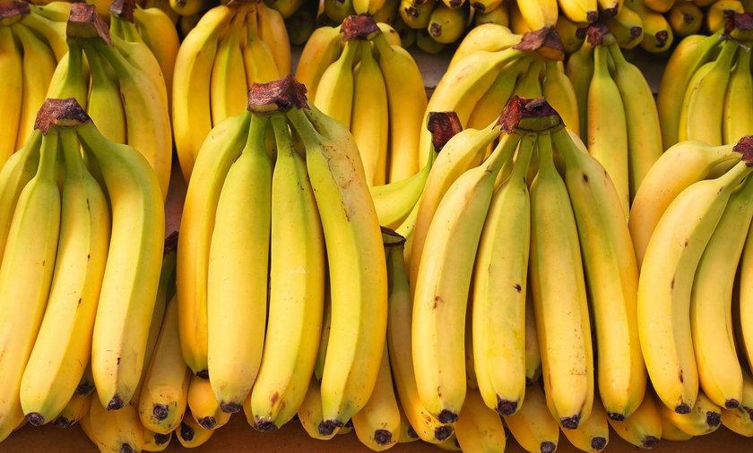 Narkotyki w bananach