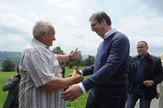 Aleksandar Vučić, Donji Banjani