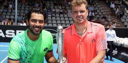 Wspaniały prezent polskiego tenisisty
