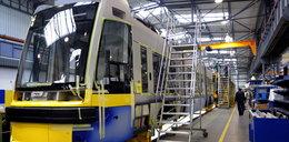 Tak powstaje tramwaj dla Łodzi