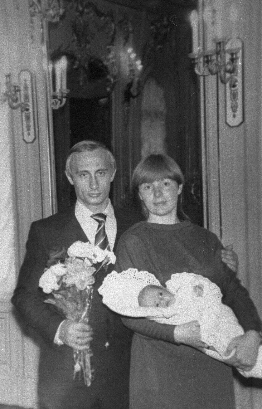 Życie prywatne Władimira Putina