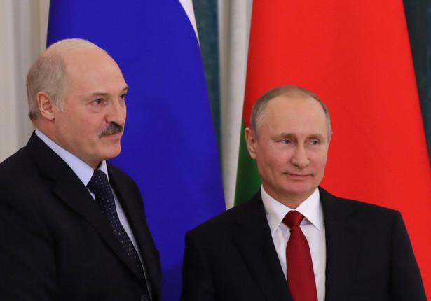 Łukaszenka u Putina. Pojednawcza wizyta w Rosji jako konsekwencja pałowania opozycyjnych demonstracji to białoruska tradycja