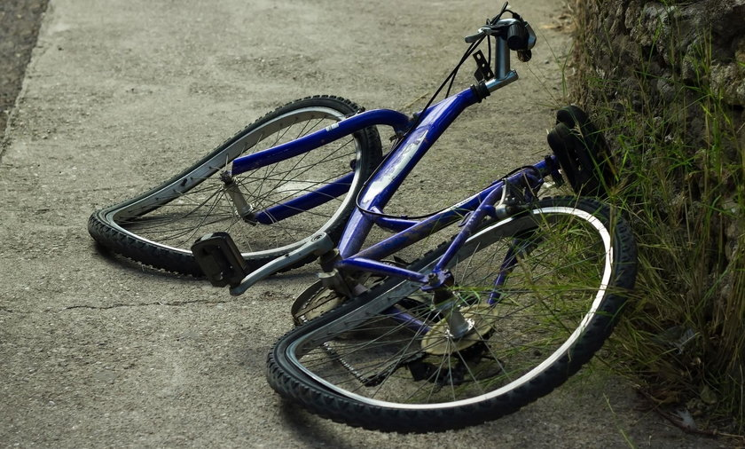 Śmiertelny wypadek. Zmarł 15-letni rowerzysta