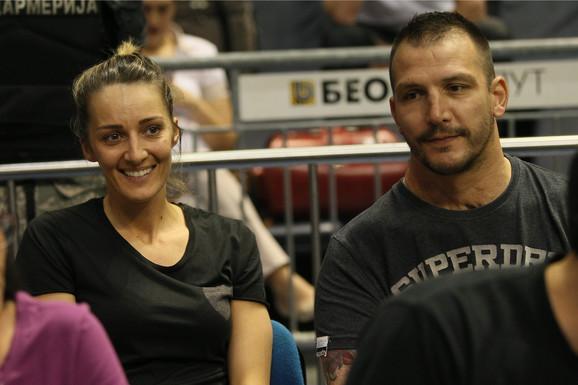 Maja Ognjenović i Danilo Ikodinović