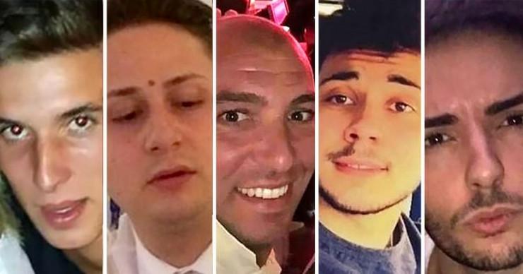 Silovatelji iz italijanskog hotela