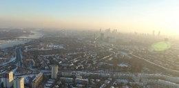 Alarm! Warszawa w smogu