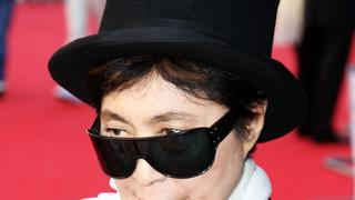 Yoko Ono (fot. Getty Images)