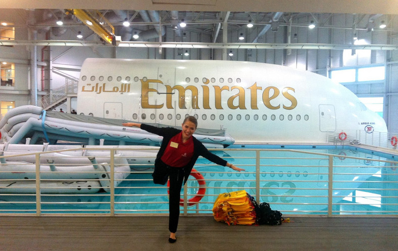 Ula w college'u Emirates