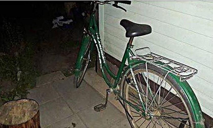 Zabił rowerzystę, a ciało ukrył w krzakach! Szuka go policja