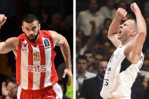 TREŠĆE SE EVROPA Zvezda i Partizan su na korak od toga da igraju VEČITE DERBIJE u Evrokupu!
