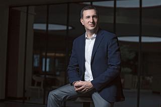 Piotr Zborowski, CEO North & East Europe DB Schenker