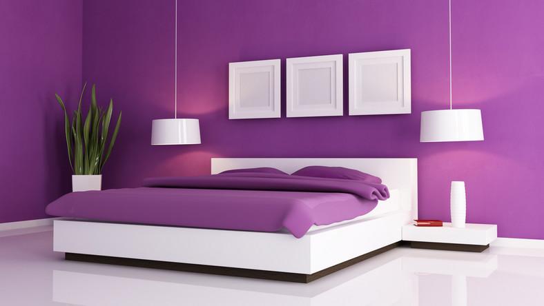 Zdaniem naukowców to najlepszy kolor dla kochanków. Właściciele sypialń utrzymanych w tym kolorze uprawiają seks kilka razy w tygodniu