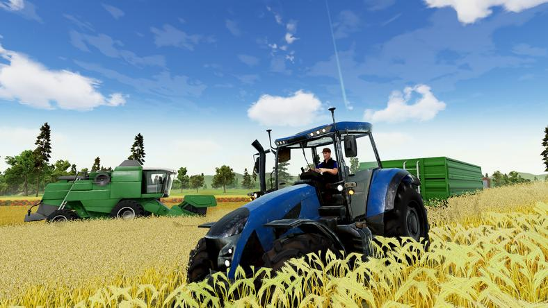 "Screen z gry ""Farm Manager 2018"""