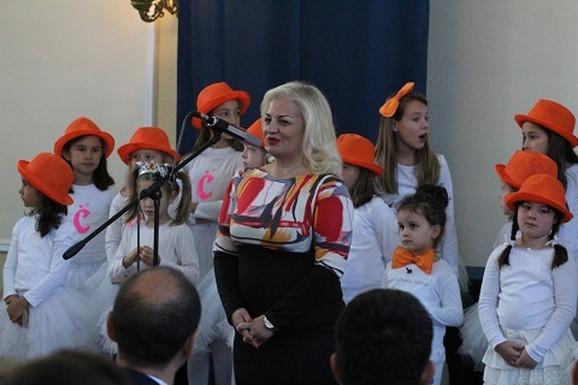 Predsednica SIM Srbije Ivana Jovanović