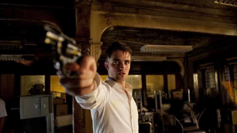 """Robert Pattinson przystojny i niebezpieczny w """"Cosmopolis"""""""