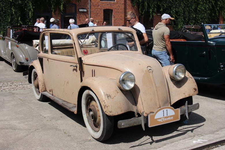 Mercedes 130 z 1934 r.
