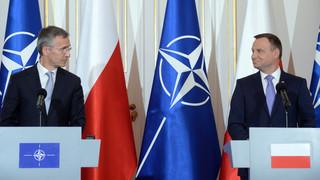 Prezydent Andrzej Duda: NATO pokaże naszą jedność