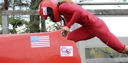 Piękne lekkoatletki w bobslejach!