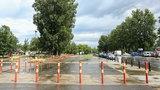 Drogowcy zlikwidowali parking przy Cmentarzu Północnym