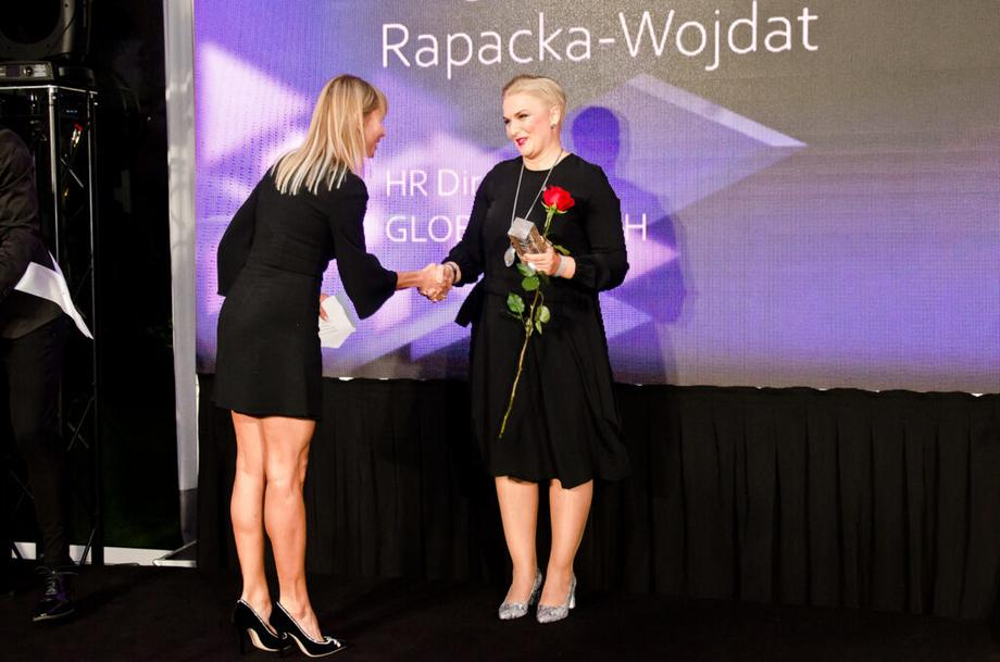 Magdalena Rapacka-Wojdat – laureatka Top Woman in Real Estate w kategorii HR & employer branding
